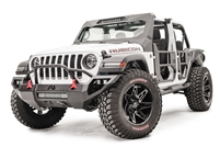 Fab Fours Vengeance Front Bumper for Jeep Wrangler JL