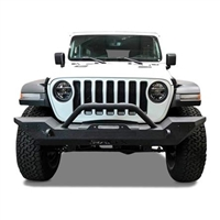 TrailFX Front Bumper For 18+ Jeep Wrangler JL