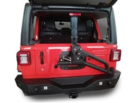 TrailFX Rear Bumper for 18+ Jeep Wrangler JL