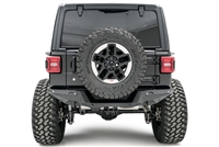 Fab Fours  Rear Bumper for 18-19 Jeep Wrangler JL