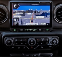 Insane Audio In-dash Navigation and Multimedia Entertainment System for 18-20 JL & JT Gladiator (Coming soon)