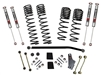 Skyjacker Jeep Wrangler JL 4-Door Rubicon 4WD 3.5-4 in. Dual Rate-Long Travel Lift Kit System with M95 Shocks