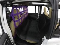 Dirtydog Pet divider with Hammock for Jeep JL 4Door 2018-Up
