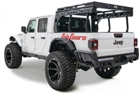 Fab Fours Overland Rack for 2020 Jeep Gladiator JT