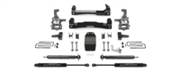 Fabtech 4 Inch Basic Lift Kit F-150