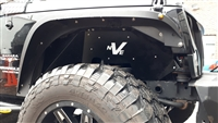 NVE NIGHT SHADE FRONT FENDER LINER