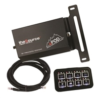 SPOD 8-Circuit SE System with HD Control Panel for 18 Jeep Wrangler JL and 20+ Gladiator JT