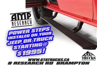 GTA Trucks Power Steps - Sell &  Install