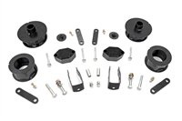 Rough Country 2.5in Jeep Suspension Lift Kit (07-18 JK Wrangler)