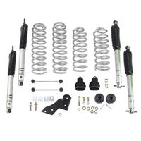Rubicon Express 2.5 Inch Standard Coil Lift Kit with Mono Tube Shocks 4 DOOR