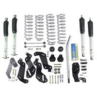 Rubicon Express 3.5 Inch Sport Lift Kit with Monotube Shocks 4 DOOR
