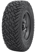 "FUEL 33"" MUD GRIPPER MT TIRE  33 x 12.5 R17"