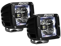 Rigid Industries Radiance White Back-Light Pods (Black)