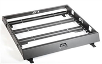 Fab Fours 48 Inch Modular Roof Rack in Black Matte Powder Coat