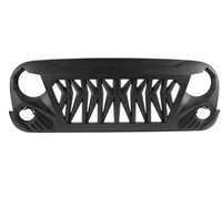 Shark Grille for 2007-2019 Jeep Wrangler JK (New! price to be announced)