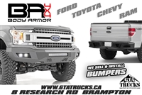 GTA Trucks Bumpers - Sell &  Install