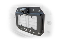 DV8 Offroad Spare Tire Delete Kit w/ Camera Housing for 18+ Jeep Wrangler JL