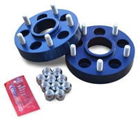 Spidertrax Offroad Conversion Wheel Adapters 1.25