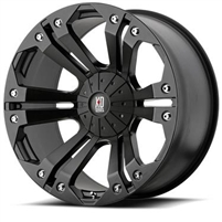 XD Wheels XD778 Monster, 20x9 with 5 on 5 Bolt Pattern -