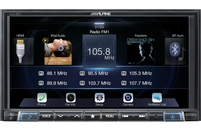 Alpine 7-Inch Mech-Less Audio/Video Receiver