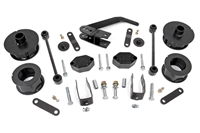 Rough Country JKU 07-18 2.5-inch Series II Suspension Lift Kit 4 door