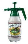 keep animals out of your garden with bobbex-r all natural spray.