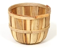 Small Oregon Myrtlewood Basket