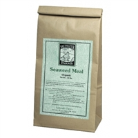 Organic Seaweed Meal Fertilizer.