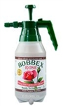 Wondering how to keep deer and insects from your roses? Bobbex Rose is an all natural repellent spray. Safe to use.