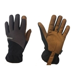 Men's quality gardening & utility gloves - machine washable too!