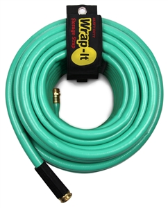 the easy and storage solution simply wrap and store garden hoses pool hoses - Garden Hose Storage