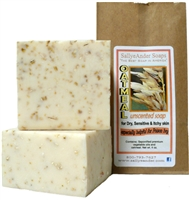 Oatmeal all natural hand soap. Made in the USA.