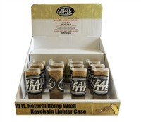 BIC8 Hempwick Lighter Case Display (10ft)