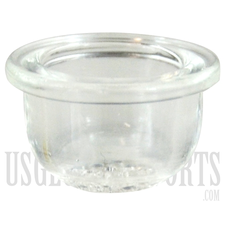 BL-108 Glass Bowl For Silicone Hand Pipes