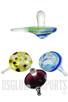 BL-87 Colorful Spinning Carb Cap & Dabber. Individual $6 or 25pc Set for $110