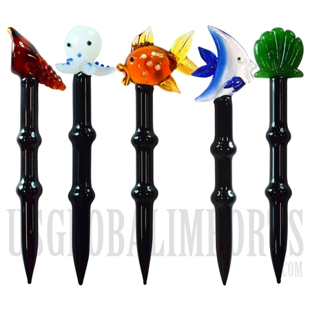 CA-29 Sea Creature Glass Dabber