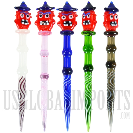 "CA-79 5"" Famous Cartoon Character Dabber. Mixed Colors"