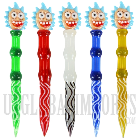 "CA-82 5"" Famous Cartoon Character Dabber. Mixed Colors"