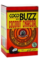 CH-087 Coconut Charcoal by Coco Buzz. 108pcs