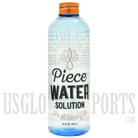 CL-10 12oz Piece Water Solution | Glass & Metal Water Pipe Cleaner