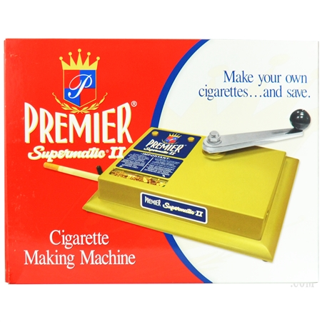 CM-52 Premier Supermatic II Cigarette Injector Machine