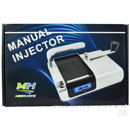 "CM-59 8"" Mega Hits Manual Injector Cigarette Machine"