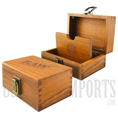 CM-8 RAW Classic Wood Box