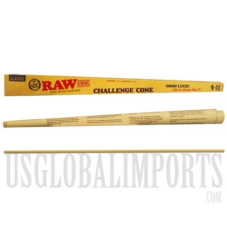 "CP-501 RAW 24"" Challenge Cone"