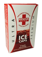 DE11 Rescue Detox Ice Caps (12 ct)