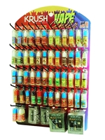DSPL-1 RUSH E Liquid Display. 150 ct plus 10 free liq.pens and 10 free tanks