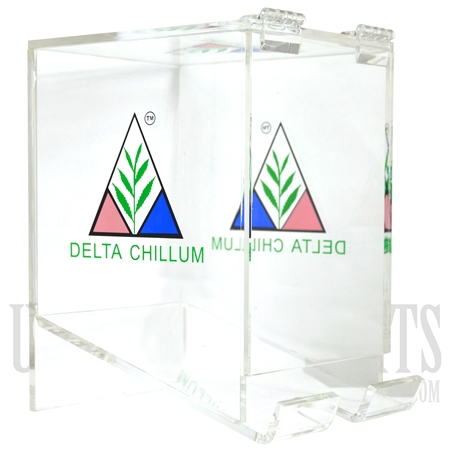 DSPL-37 Delta Chillum Acrylic Display