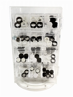 DSPL-8 Stretcher Earring Display 130 pieces