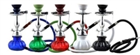"GH900B-2H HOOKAH 1H 8"" TALL IN A BOX"