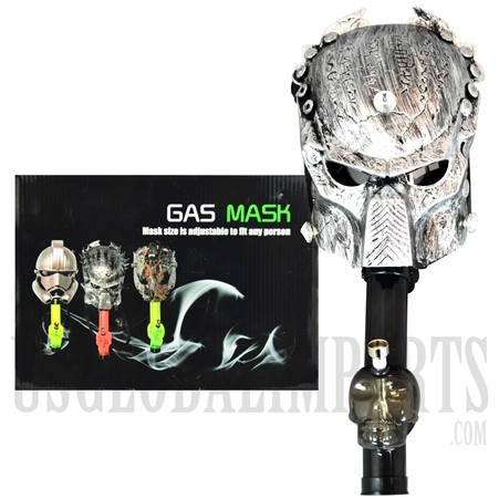 GM-07 Predator Gas Mask + Water Pipe + Gift Box